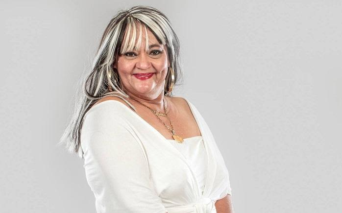 South African Television Star Shaleen Surtie-Richards