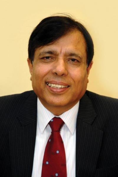 Prof Kailash Chand